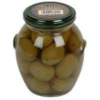 Delallo, Olive Stfd Jlpno Garlic, 7.05 OZ (Pack of 6)