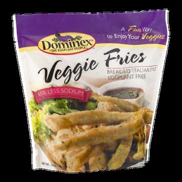 Dominex Veggie Fries Italian Style Eggplant Fries