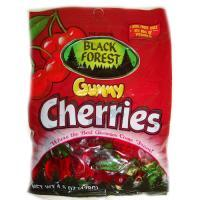 Black Forest Gummy Cherries
