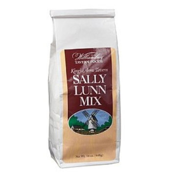 Williamsburg Food Sally Lunn Tavern Bread Mix 16oz