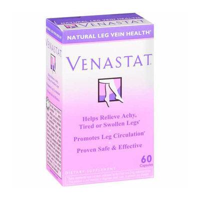 Venastat Natural Leg Vein Health Capsules Dietary Supplement 60 ct