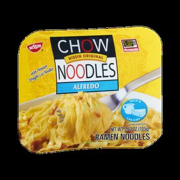 Nissin Chow Noodles Alfredo Ramen Noodles