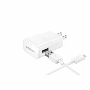 SAMSUNG MOBILE Samsung Adaptive Fast Charger USB Wall Charger - White