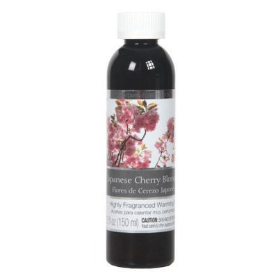 Generic Elegant Expressions by Hosley Large Warming Oil, Japanese Cherry Blossoms