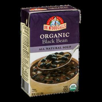 Dr. McDougall's Organic All Natural Soup Black Bean