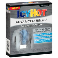 Icy Hot Advanced Relief Pain Relief Patches