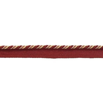 DecoPro Baroque Collection Trims Small RED, LIGHT ROSE Baroque Collection 3/16