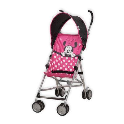 Dorel Juvenile Disney Baby Minnie Mouse Infant Girl's Umbrella Stroller