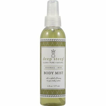 Deep Steep Body Mist Rosemary Mint 6 fl oz