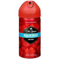 Old Spice Red Zone Red Zone Body Spray Aqua Reef