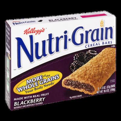 Kellogg's® Nutri-Grain® Cereal Bars Blackberry