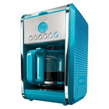 Bella Dots 12-Cup Programmable Coffee Maker