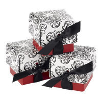 Hortense B. Hewitt Red Filigree Favor Boxes - 25ct