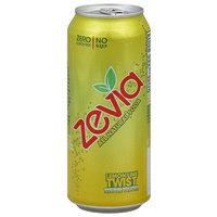 Zevia All Natural Lemon Lime Twist Soda Soft Drink