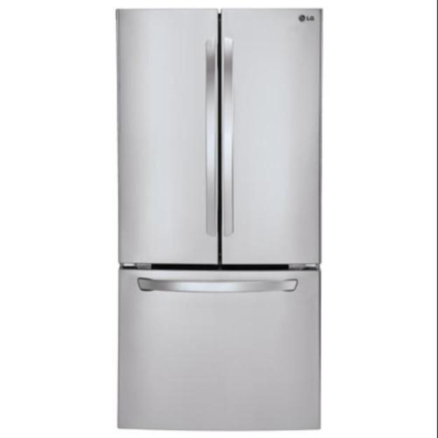 LG 23.6 cu. ft. French Door Refrigerator LFC24770ST