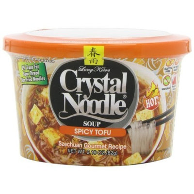 Crystal Noodle Spicy Tofu Soup, 2.4-Ounce Cup (Pack of 6)