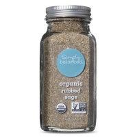 Simply Balanced Organic Rubbed Sage 1.2oz
