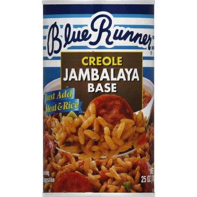 Blue Runner Jambalaya Base Creole 25 Oz Pack Of 6