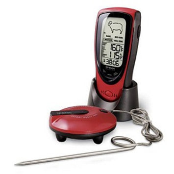Oregon Scientific Grill Right Wireless Talking BBQ & Oven Thermometer Model AW131