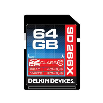 Delkin Devices DDSD266-64GB 64GB SDXC Memory Card