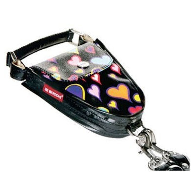 Chocolate Hearts HoldAll Dog Leash by Bucchi