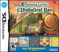 Nintendo of America Professor Layton Diabolical