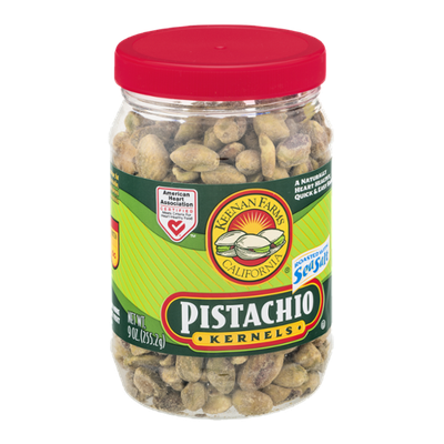 Keenan Farms Roasted and Salted Pistachio Kernels