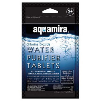 Mcnett 117304 Aquamira H20 Purif Tablet - Pack of 24