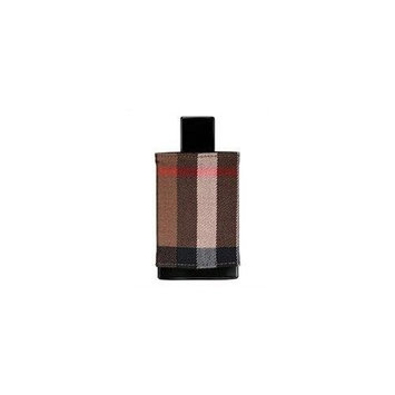 Burberry London For Men (Cloth) - Edtspray** 3.4 Oz