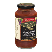 Mezzetta Napa Valley Bistro Amatriciana with Pancetta & Sauteed Red Onions Sauce