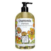 Pure Life Soap Pure Life Shampoo Chamomile, 15 Fluid Ounce