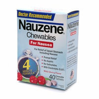 Nauzene Chewable Tablets for Nausea