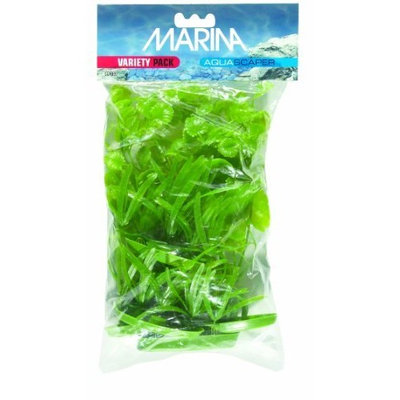 Hagen Marina Aquascaper Variety Pack including Aquascaper Cardamine, Pigmychain Sword, Banana Plant 5 -Inch and 8 -Inch