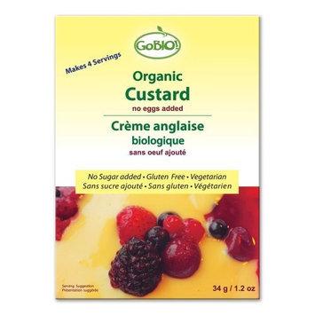 GoBIO Organic Custard
