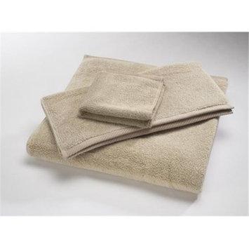 Home Source 10102BAO15 100 Percent Cotton Bath Towel - Oat