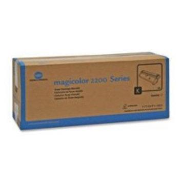 Qms 1710471-001 Konica Minolta Toner Cartridge - Laser - Black