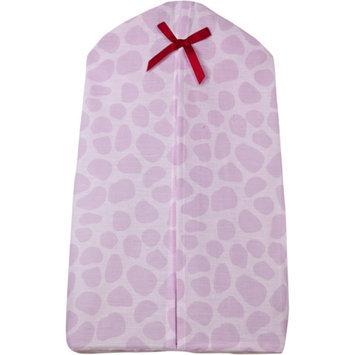 Bedtime Originals Pink, purple, orange and green LF Diaper Stacker