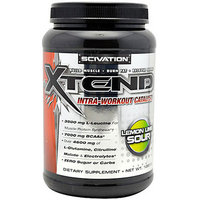 Scivation Xtend Intra-Workout Catalyst Lemon Lime Sour Dietary Supplement