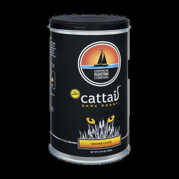Chesapeake Bay Roasting Company Cattais Dark Roast Ground Coffee