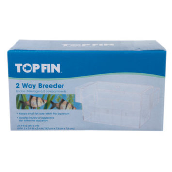 Top Fin 2 Way Aquarium Breeder