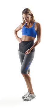 Weider Health And Fitness Weider NEOPRENE WAIST REDUCER