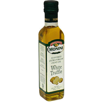 Monini White Truffle Flavored Extra Virgin Olive Oil, 8.5 oz (Pack of 6)