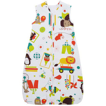 Gro Company Travel Grobag, Carnival (Choose Your Size)
