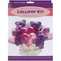 Lorann Oils Lollipop Kit-Hearts & Bears