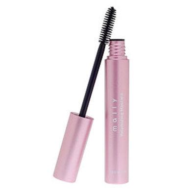 Mally Beauty Waterproof Volumizing Mascara, Black, .39 Oz