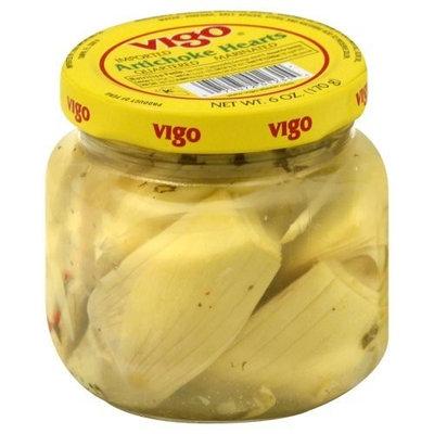 Vigo Importing Company Artichoke Hearts, 6-Ounce (Pack of 12)