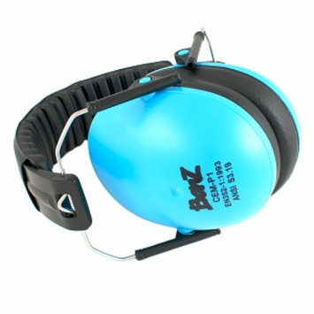 Baby Banz Hearing Protection -Ages 2 & up, Blue, 1 ea