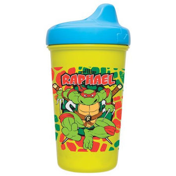 Gerber Graduates Teenage Mutant Ninja Turtles Advance Hard Spout Sippy Cup, 10 oz, Blue, 1 ea