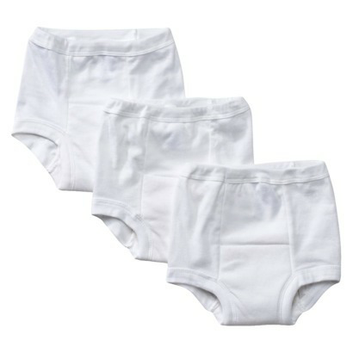 Gerber 3 pk  Cotton Training Pants 2T