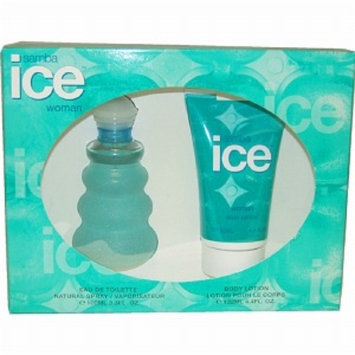 Samba Ice Gift Set for Women, 1 set